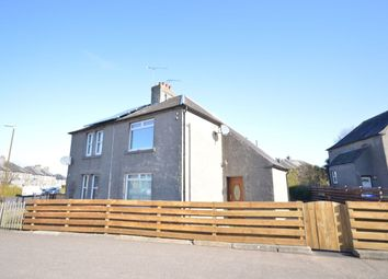 Thumbnail 2 bed semi-detached house for sale in Drip Road, Stirling