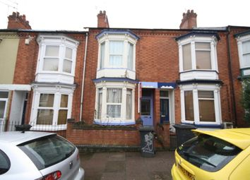 Thumbnail 4 bedroom terraced house to rent in Harrow Road, Leicester