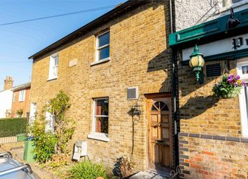 Thumbnail 2 bed cottage for sale in Anderson Road, Weybridge, Surrey