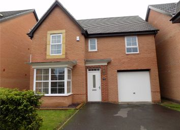 4 bed detached house for sale in Merevale Way, Stenson Fields, Derby, Derbyshire DE24
