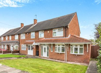 Thumbnail 3 bed end terrace house for sale in Bowater Avenue, Yardley, Birmingham