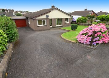 Thumbnail 3 bed detached bungalow for sale in Tarmon Brae, Enniskillen