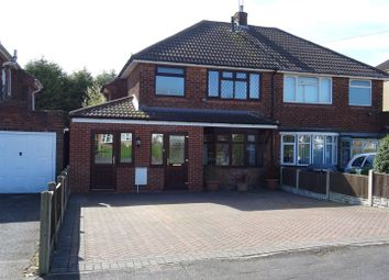 Thumbnail 3 bedroom semi-detached house for sale in March End Road, Wednesfield, Wolverhampton
