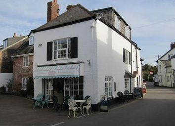Thumbnail Restaurant/cafe for sale in Oh Sew, The Strand, Lympstone, Exmouth, Devon