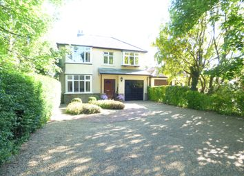Thumbnail 4 bed detached house for sale in Chalton Lane, Clanfield, Hampshire, Uk