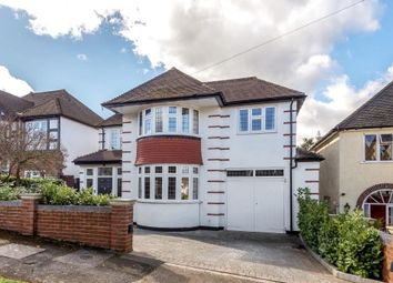 5 bed detached house for sale in Bramley Road, Cheam, Sutton SM2