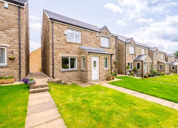 Thumbnail 2 bed semi-detached house for sale in Heywood Court, Northowram, Halifax
