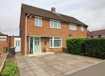 Thumbnail 3 bedroom semi-detached house for sale in Barnard Road, Luton, Bedfordshire