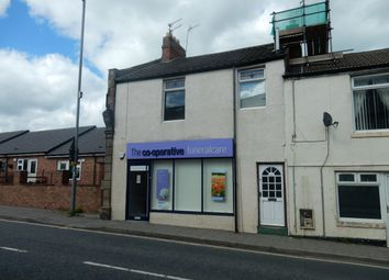 Thumbnail 1 bed flat to rent in Commercial Street, Willington, Crook