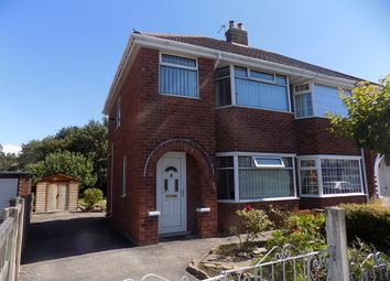 Thumbnail 3 bedroom semi-detached house for sale in Highcroft Avenue, Bispham