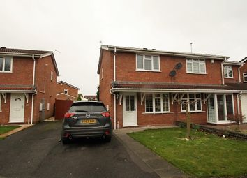 Thumbnail 2 bed semi-detached house to rent in Widgeon Grove, Featherstone, Wolverhampton