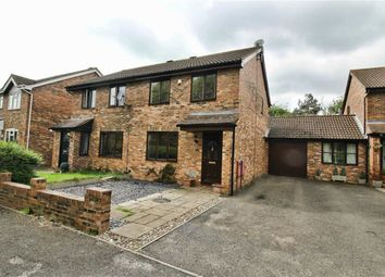 Thumbnail 3 bed semi-detached house for sale in Chepstow Drive, Bletchley, Milton Keynes