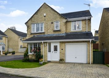 Thumbnail 4 bed detached house for sale in Holly Bank, Elland, West Yorkshire