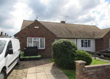 Thumbnail 2 bed semi-detached bungalow to rent in Blackburn Road, Herne Bay