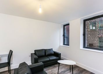 Thumbnail 1 bed flat for sale in Queens House Queen Street, Sheffield