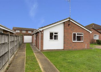 Thumbnail 3 bedroom detached bungalow for sale in Blackburn Road, Greenhill, Herne Bay, Kent
