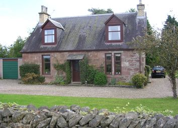Thumbnail 3 bed detached house for sale in Carsie, Blairgowrie, Perth And Kinross