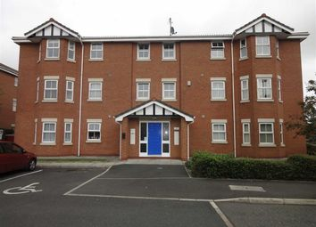 Thumbnail 1 bed flat for sale in Finsbury Close, Warrington, Cheshire