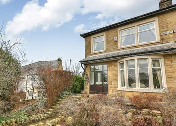 Thumbnail 3 bed semi-detached house for sale in Burnley Road, Briercliffe, Burnley