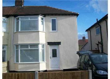 Thumbnail 3 bed semi-detached house to rent in Reeves Avenue, Bootle