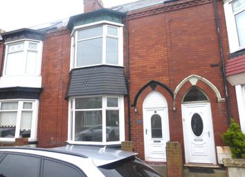 Thumbnail 4 bed terraced house for sale in Lansdowne Road, Hartlepool