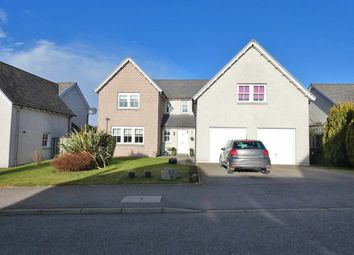 Thumbnail 5 bed detached house for sale in Kinnairdy Close, Torphins, Aberdeenshire
