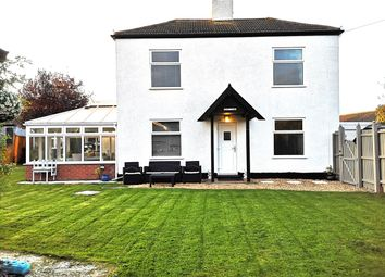 Thumbnail 3 bed detached house for sale in Rookery Road, King's Lynn, Norfolk