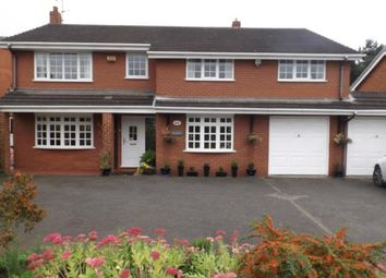Thumbnail 5 bed detached house for sale in Close Lane, Alsager, Stoke On Trent, Staffordshire
