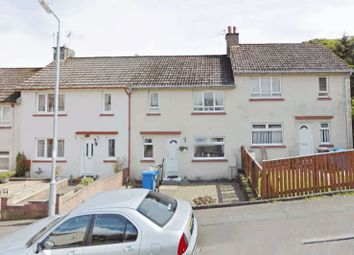 Thumbnail 2 bedroom end terrace house for sale in 142, St Margarets Avenue, Dalry KA244Be