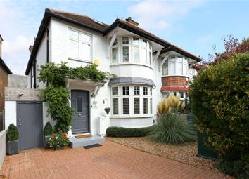 Thumbnail 4 bed semi-detached house for sale in Elm Crescent, Ealing