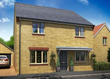 Thumbnail 5 bed detached house for sale in Whitecross, Coates Road, Eastrea, Whittlesey, Peterborough