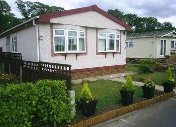 Thumbnail 2 bed mobile/park home for sale in Sunnyside Caravan Park, Bilsborrow, Garstang, Lancashire
