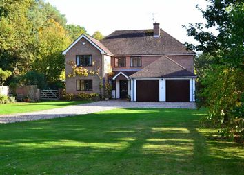 Thumbnail 5 bed detached house for sale in Post Office Road, Inkpen, Berkshire