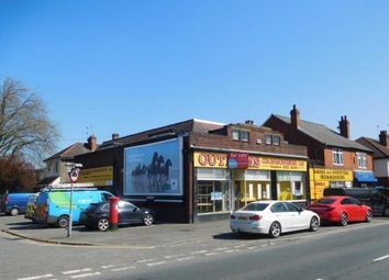 Thumbnail Restaurant/cafe for sale in 203-205 Carr House Road, Doncaster