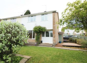 Thumbnail 3 bed semi-detached house for sale in Brynhyfryd Close, Little Mill, Pontypool, Monmouthshire