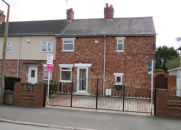Thumbnail 3 bed end terrace house for sale in Gainford Road, Moorends, Doncaster