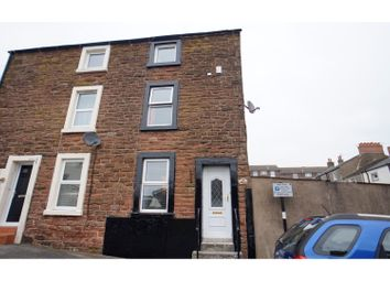 Thumbnail 3 bed end terrace house for sale in Kirkby Street, Maryport