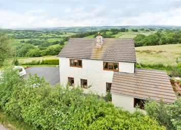 Thumbnail 4 bed detached house for sale in Llanerfyl, Welshpool, Powys