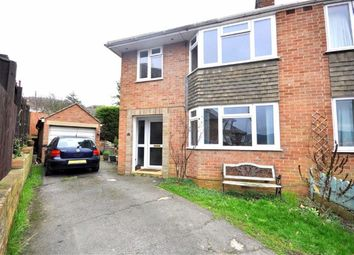 Thumbnail 3 bed semi-detached house for sale in Hill Close, Stroud