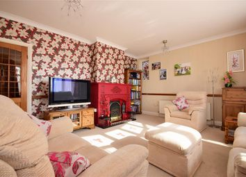 Thumbnail 3 bed detached house for sale in Brent Lane, Dartford, Kent