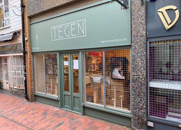 Thumbnail Retail premises to let in Meeting House Lane, Brighton