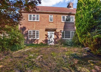 Thumbnail 2 bed maisonette for sale in Barn Close, Pease Pottage, Crawley, West Sussex