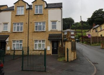 Thumbnail 3 bed terraced house to rent in Woodhouse Drive, Hainworth Shaw, Keighley