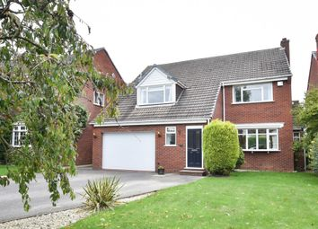 Thumbnail 4 bed detached house for sale in Lichfield Road, Tamworth