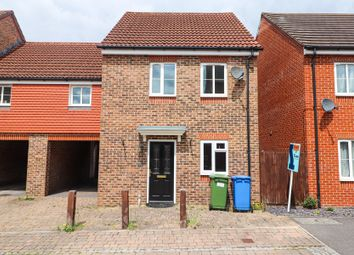 Thumbnail 3 bed link-detached house to rent in Vixen Drive, Aldershot