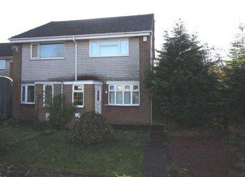 Thumbnail 2 bed semi-detached house to rent in Sudbury Way, Beaconhill Green, Cramlington