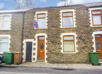 Thumbnail 3 bed terraced house for sale in Pleasant View, New Tredegar