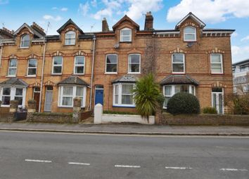 Thumbnail 2 bed flat for sale in Raleigh Road, St. Leonards, Exeter