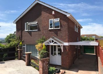 Thumbnail 4 bed detached house for sale in Longfield Avenue, Kingsteignton, Newton Abbot