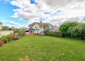 Thumbnail 4 bed semi-detached house for sale in Manor Road, Gussage St. Michael, Wimborne